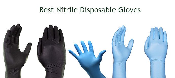 best nitrile disposable gloves