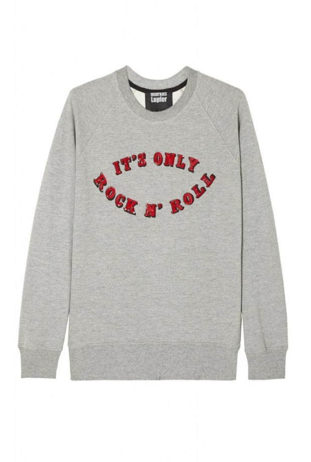 Item Of The Day: The Slogan Sweatshirt