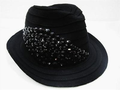 Pick Of The Day: DIGS Crystal Wool Fedora