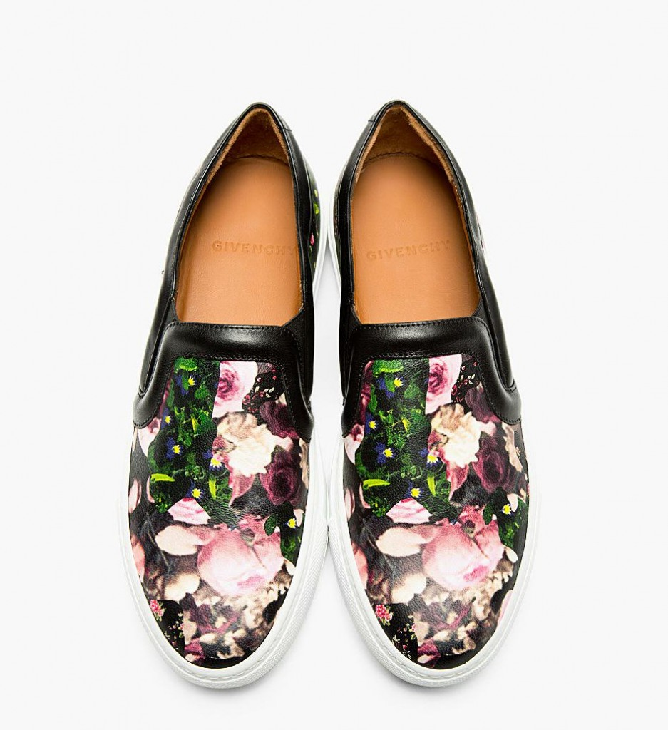 Givenchy Floral Slip-on