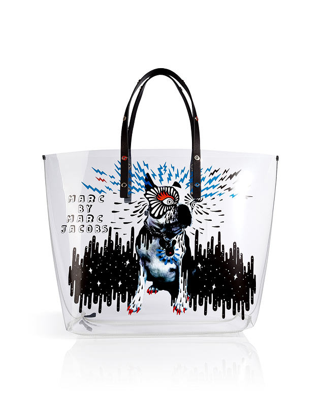 Marc By Marc Jacobs Clear Shopper