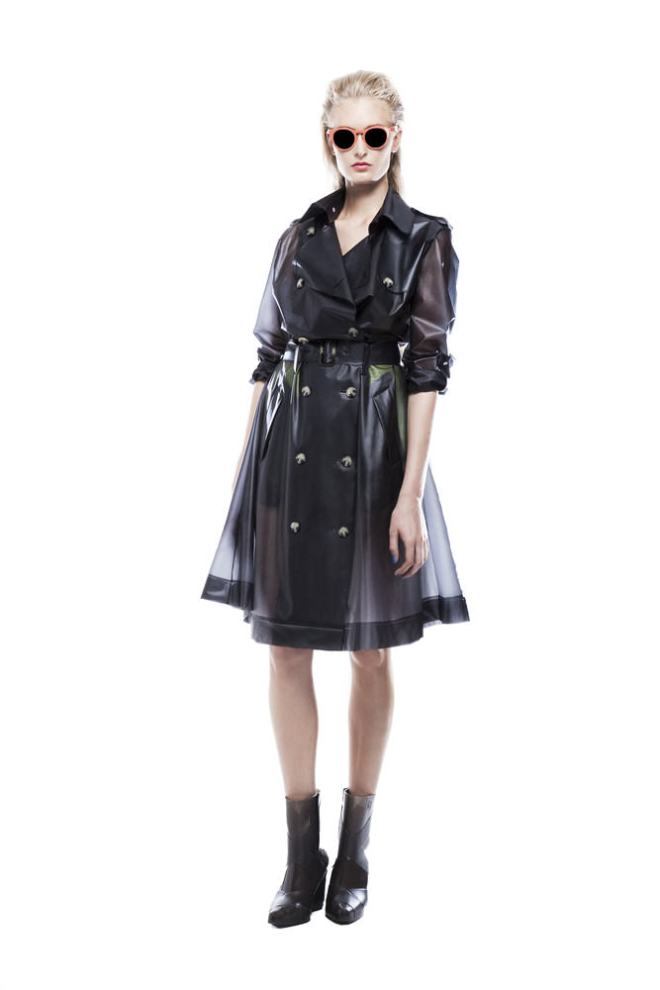 Terra New York Rainwear Collection