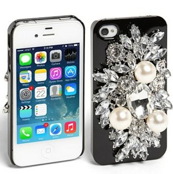 Natasha Couture Be Dazzled iPhone Case