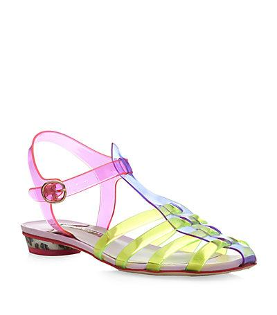 Sophia Webster Violeta Jelly Sandal