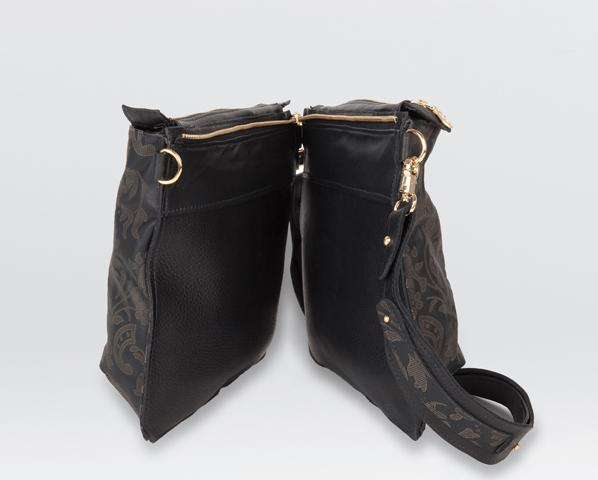 Bonnie Dana Buchner Twin Saddle Bag