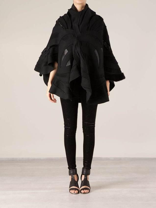 Patchwork Cloak