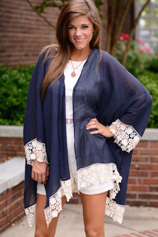 Currently Coveting: The Kimono