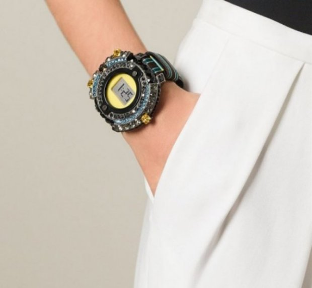 Currently Coveting: Lanvin Embellished Watch
