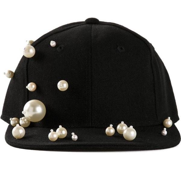 Piers Atkinson Embellished Baseball Caps