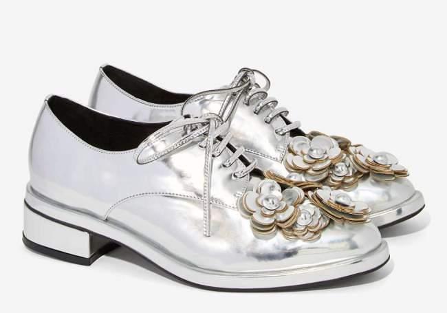 Most Coveted: Jeffrey Campbell Novak Floral Shoe