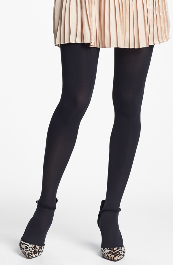 Currently Coveting: Opaque Tights