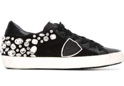 Currently Coveting: Philippe Model Sneakers