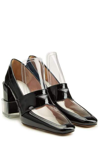 Currently Coveting: Maison Margiela Patent Leather Transparent Pumps