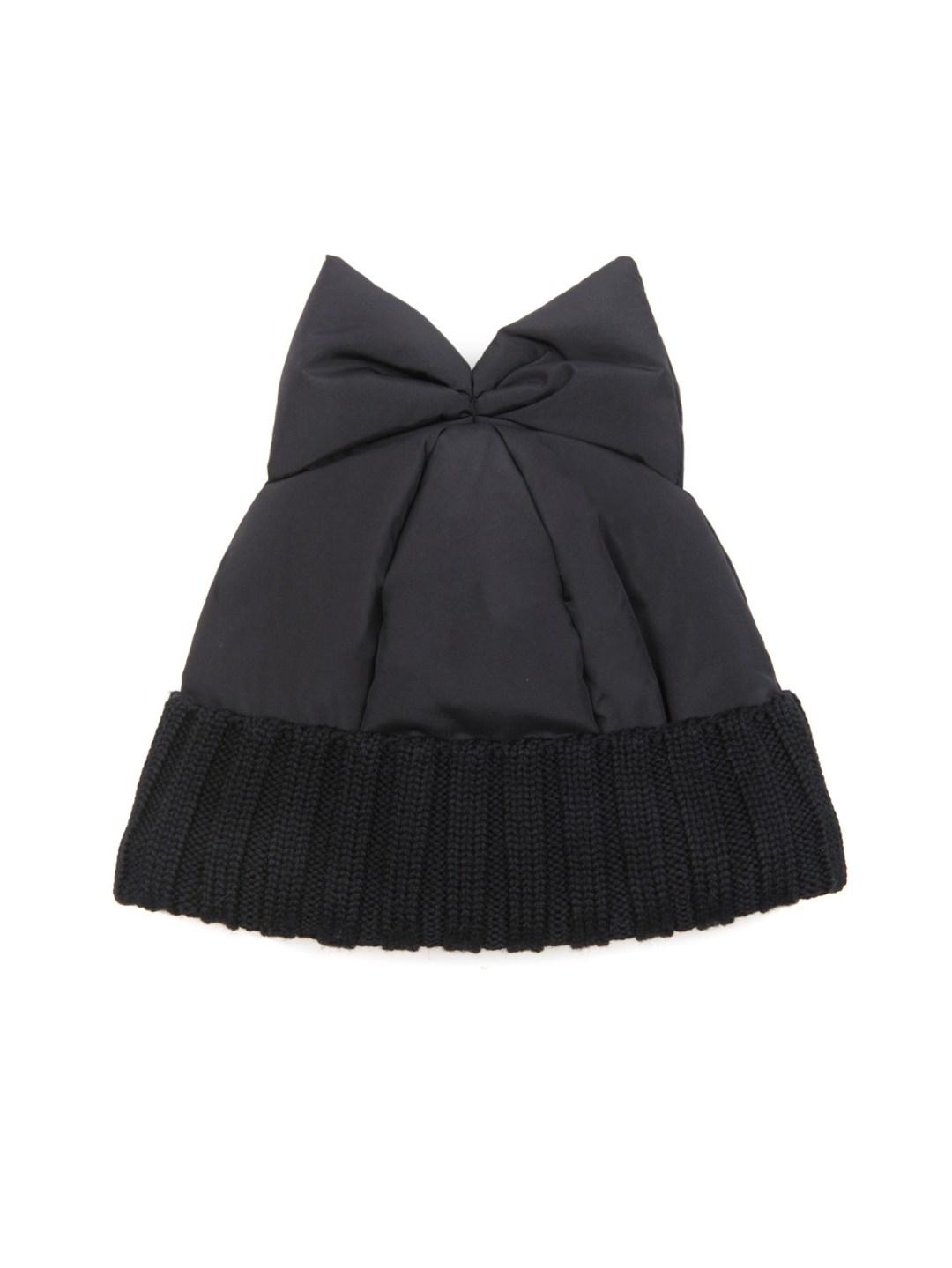 Federica Moretti Bow Hat