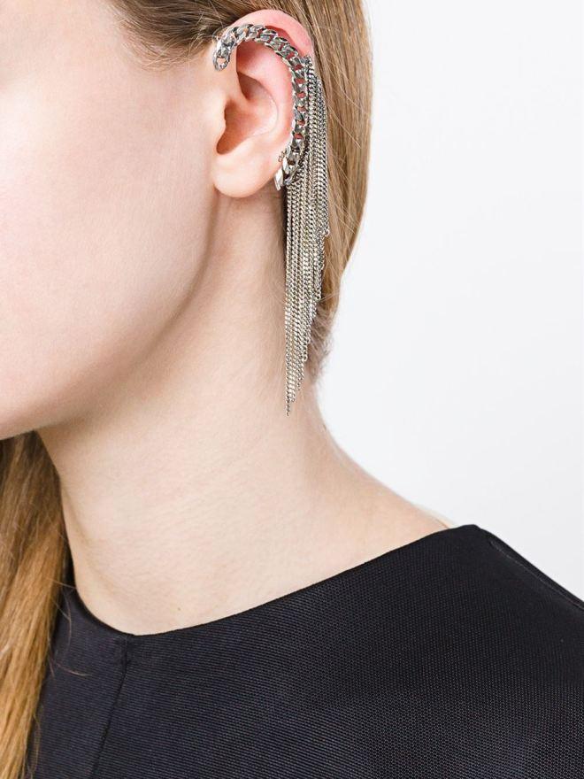 Fringe Ear Cuff