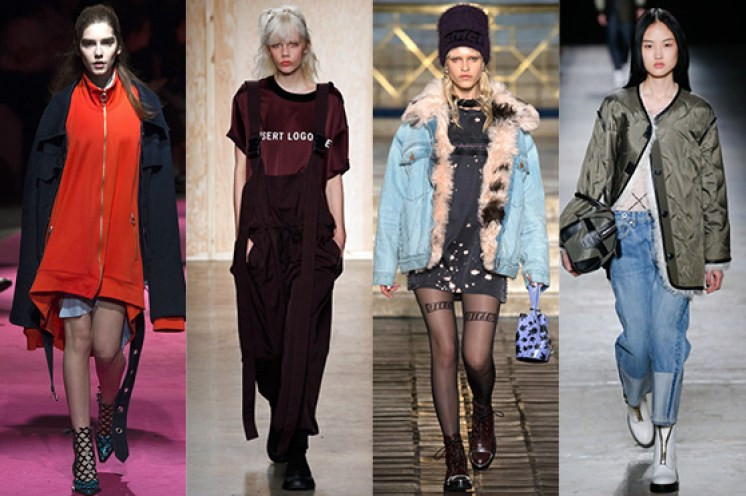 Fall 2016 Fashion Trends