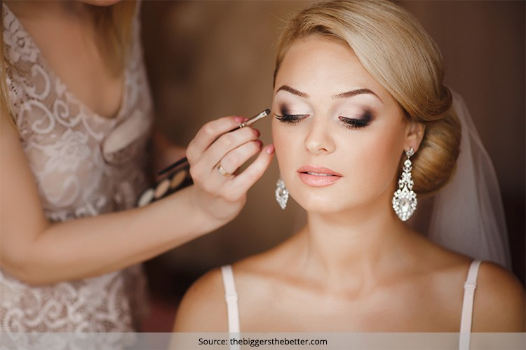 Fresh & Natural Wedding Makeup Ideas For New-Age Brides
