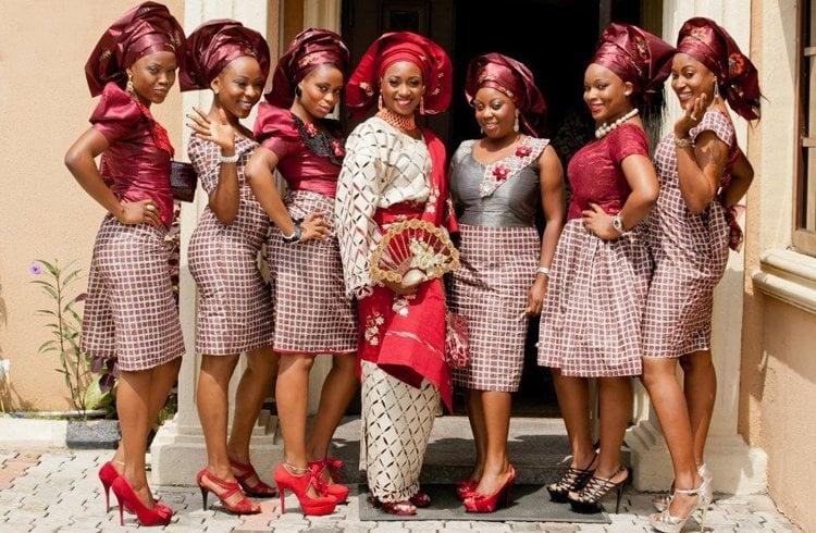 A Sneak Peak Into The Fashion Style File Of Nigerian