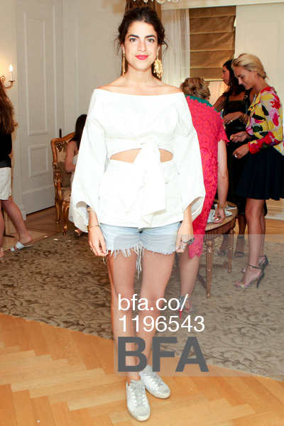 PAULA MENDOZA SS'15 Collection Press Launch