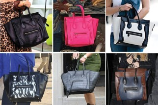 Celine-Luggage-Totes