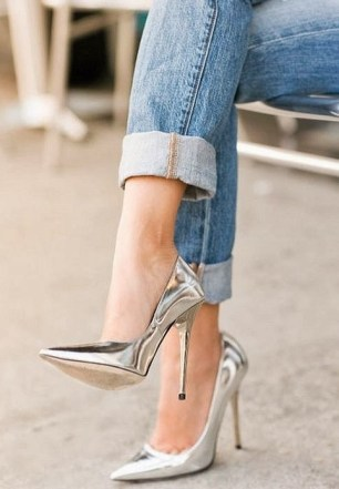 silver-shoes