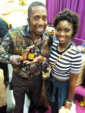 Gary with the T (radio personality on v103)