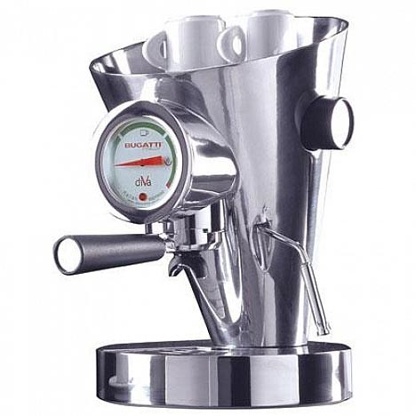 Compact automatic machine super espresso