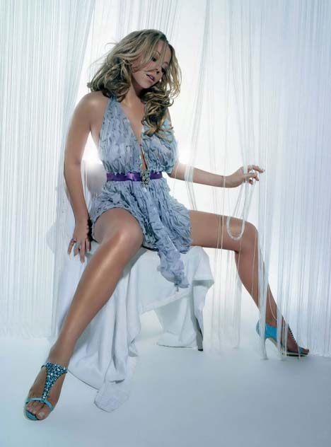 Sexy Photos Of Mariah Carey