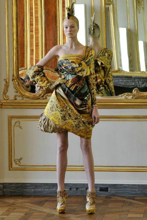 Alexander McQueen's Final Collection Fall 2010