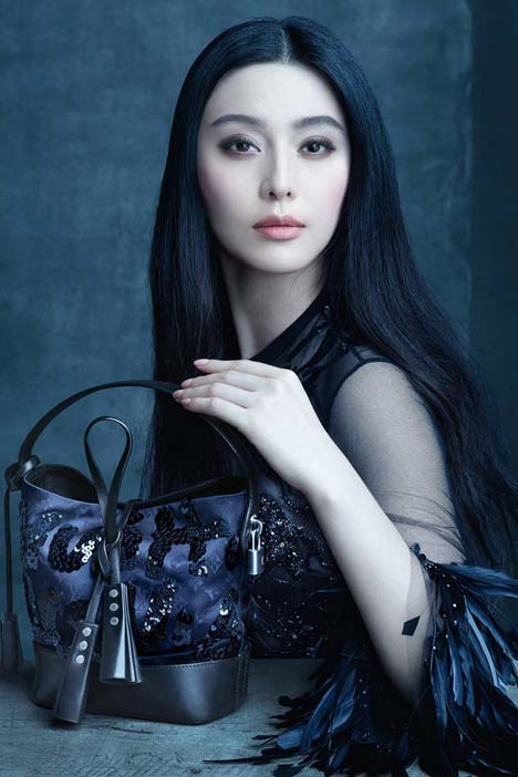 Fan Bingbing by Steven Meisel for Louis Vuitton