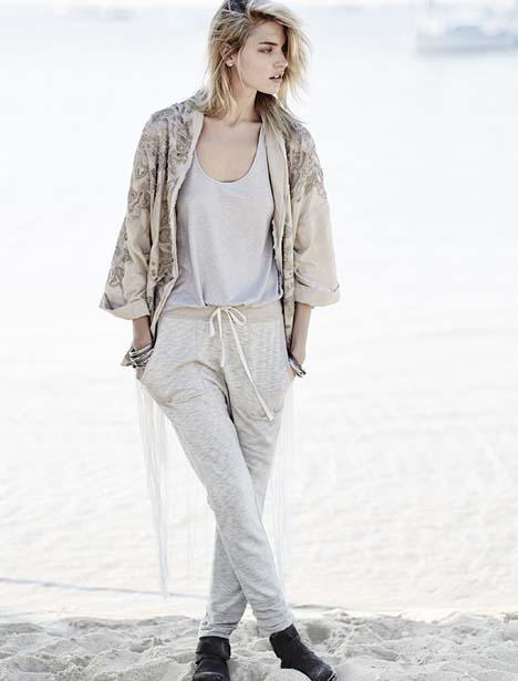 Martha Hunt Free People Into the Pale 2