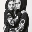 Lily-Rose Depp And Cara Delevingne Star In Chanel Fall 2017 Campaign