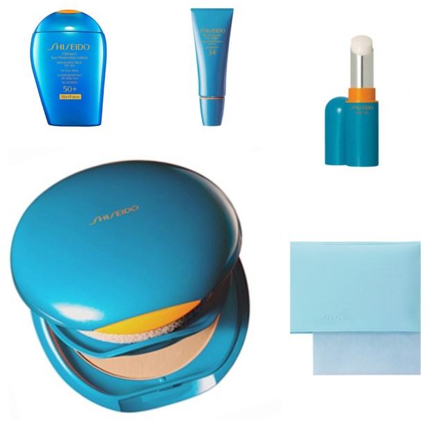 shiseido beauty products