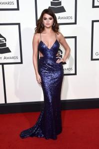 Selena Gómez in Calvin Klein