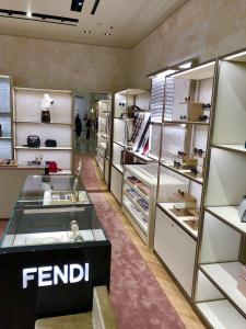 FENDI store at Saks Fifth Avenue on Biltmore Fashion Park