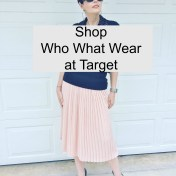 who what wear target