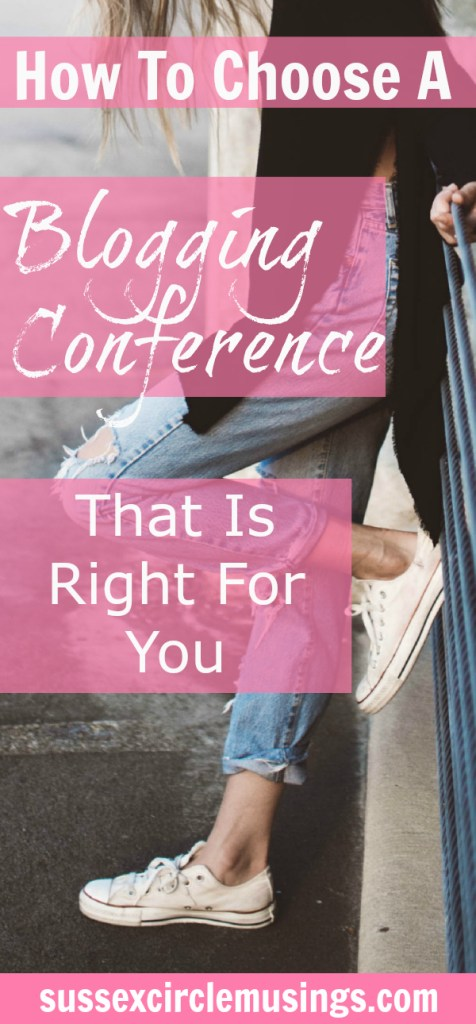 how to choose a blogging conference that is right for you