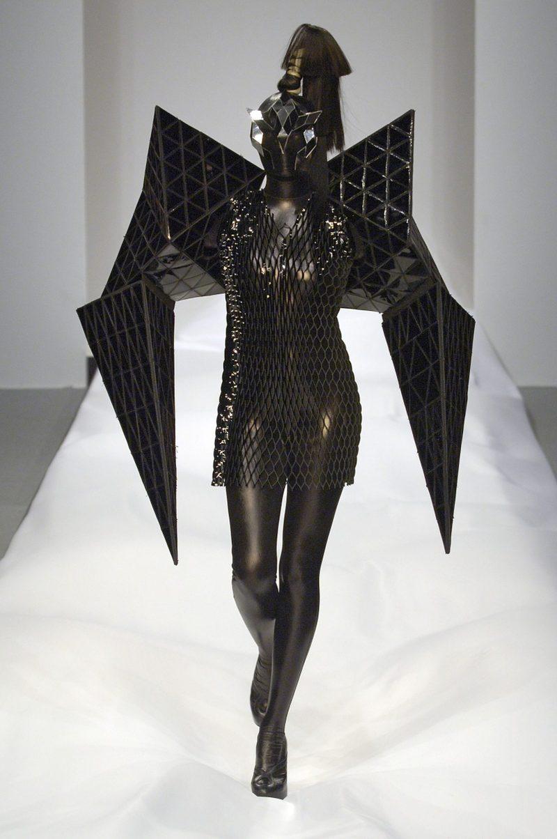 A Vision Of Gareth Pugh At The National Gallery FASHION MOLE