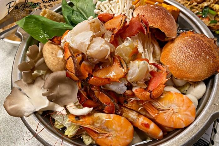澎湖馬公美食|臨海樓 特色海鮮推薦 蛤仔拌麵 馬公港海鮮