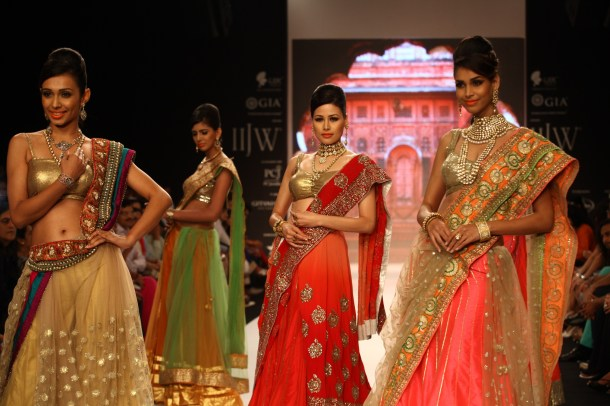 IIJW 2013 - Saboo Fine Jewels