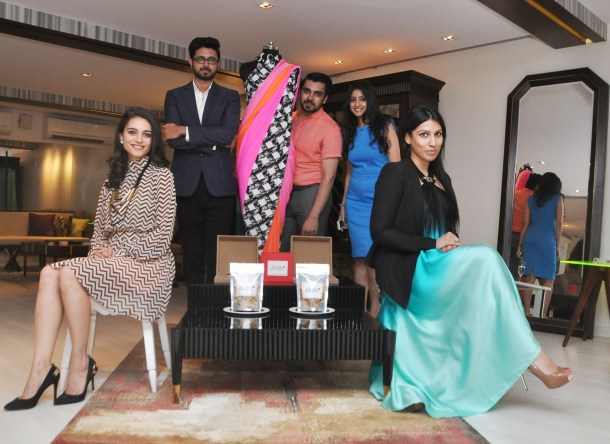 Anjali Mody, Shivan & Narresh, Neha Sheth and Aishwarya Nair