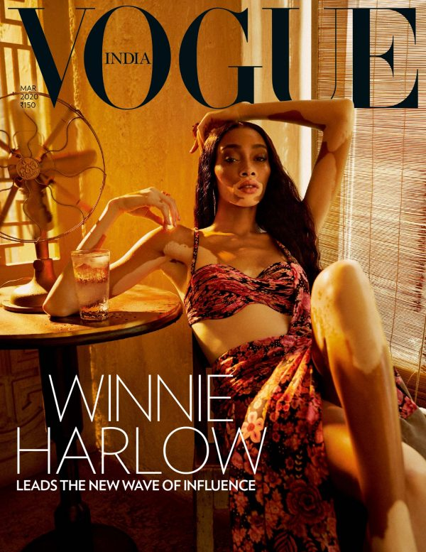 Fashion Magazine Covers 2020 Winnie Harlow leads the new wave of influence