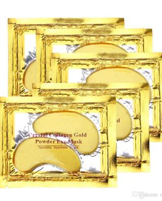 Anti-aging 24k Gold Collagen Eye Mask – 10 pairs Be Your Own Beautician