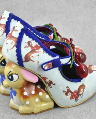 Cherry Deer Footwear