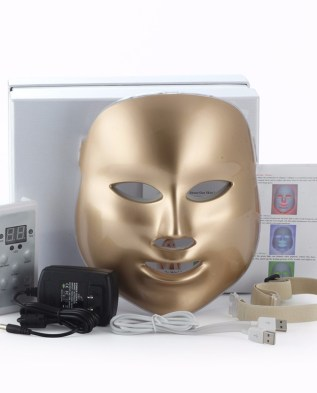 Premium LED Light Facial Mask Be Your Own Beautician