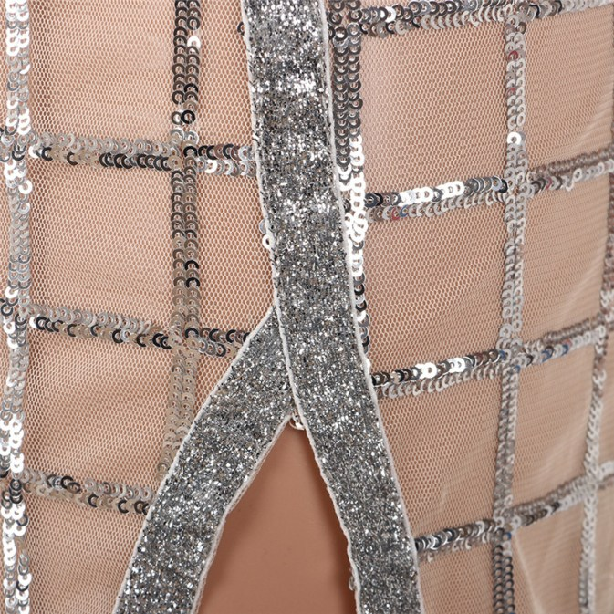 Balmain Set Silver & Blush Apparel