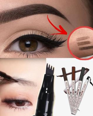 Patented Microblading Tattoo Eyebrow Ink Pen Be Your Own Beautician