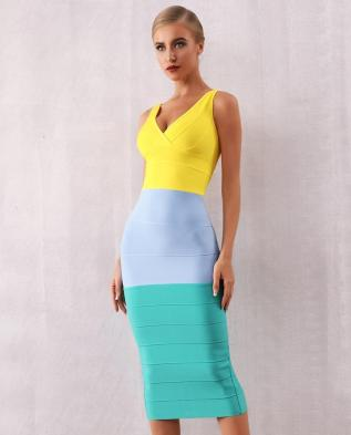 Cool Afternoon Dress Apparel