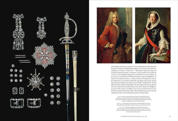 Diamond Jewelry: 700 Years of Glory and Glamour inside