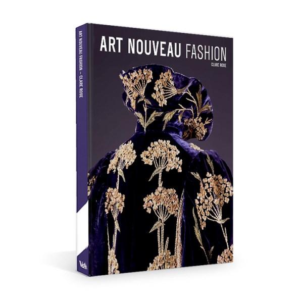 Art Nouveau Fashion by Clare Rose